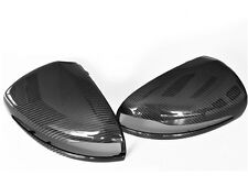 Mercedes W205 C Class W222 C217 S Class GLC Carbon Fiber Fibre Mirror Covers