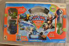 New Skylanders Trap Team Starter Pack Nintendo Wii Factory Sealed Activision
