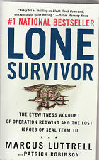 The Eyewitness Account of Operation Redwing and the Lost.Heroes of Seal Team 10