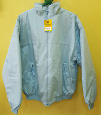 Rhinegold Blouson Jacket Horse Riding Pony Girls Ladies Baby Blue Extra Large XL