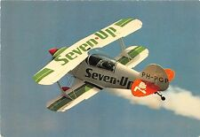 B71563 Seven Up Ph-PgP advertising avion airplane Germany
