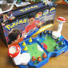 Pokemon Battle Stadium Marble Action Game Boxed Rare Bandai Nintendo