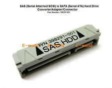 For HP 398291-001 SAS to SATA Workstation Hard Drive Converter Adapter Connector