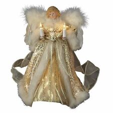 Angel Decoration Christmas Tree Topper Holiday Decor Xmas Party Top Ornament New