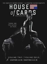 House of Cards: Season 2 New DVD