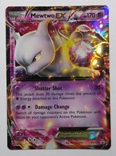 Mewtwo EX - XY107 - Ultra Rare Promo Pokemon Card