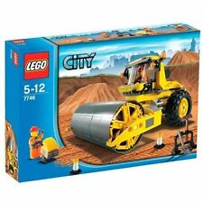7746 SINGLE DRUM ROLLER lego NEW city town SEALED