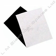 Universal Thick Type Deep Fat Fryer Filter Pads For Grease & Odour Filtration