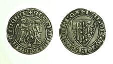 pcc1672_20) Napoli Carlo II d' Angiò (1285-1309) Saluto in Ag