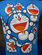 Mens Licensed Doraemon Cat Cats Shirt New S
