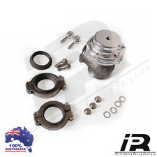 38MM V-BAND EXTERNAL WASTEGATE SILVER TIAL STYLE MV-S Water/Air Cooled
