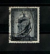 REPUBBLICA - U - 20 L. MONUMENTO MAZZINI (604) - 1949