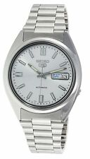 Seiko 5 Mens White Dial Automatic Watch SNXS73 RRP £99.95