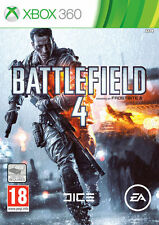 BATTLEFIELD 4 XBOX 360 BRAND NEW AND SEALED