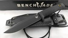 Benchmade 158BK CSK II Knife - 1095 Steel - Combat Survival - DISCONTINUED