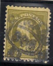 USA 1911 BENJAMIN FRANKLIN USED - SCOTT # 380