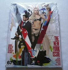 Lady Gaga & Marc Jacobs V Magazine #67 Limited Edition of 1,000 Sealed
