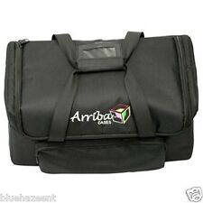 Arriba AC-420  dj light case mega go par 64 mega trix bag