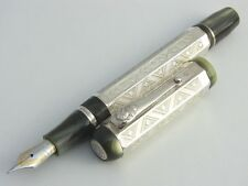Montegrappa 1999 Queen of Hearts Limited Edition Fountain Pen M MINT