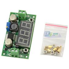 LM2596 DC--DC to Output 1.25V-37V Buck Step Down Converter Module Led Voltmeter