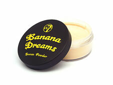 W7 Banana Dreams Loose Powder - Brand New Face Powder - 20g