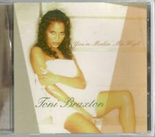 Toni Braxton, You're Makin' Me High; 2 Track PR-CD Single