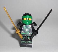 LEGO Ninjago - Lloyd (70738) - Figur Minifig grüner Ninja grün Samurai 70738