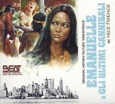 Emanuelle & The Last Cannibals  - Complete - Limited 500 - Nico Fidenco