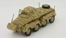 CT # 115 SD.KFZ. 231 (8-rad) Germania 1943-DEAGOSTINI contro carri armati