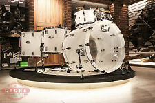 Pearl Crystal Beat Frosted 5-piece Acrylic Drum Set (10-12-14-16-22) - New!