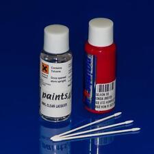 ABARTH 30ml voiture Touchup paint kit de réparation passedena rouge 111 bis