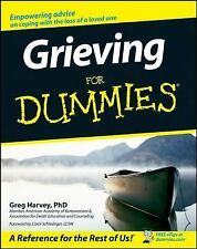 Grieving For Dummies-ExLibrary