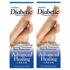 2 PACK Neoteric Diabetic Oxygenated Advanced Healing Cream 4 oz (735379160108)