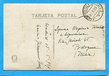 1939 UFFICIO POSTALE SPECIALE 2 - 20.05.39 - cartolina MADRID (207207)