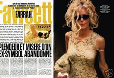 Coupure de Presse Clipping 1997 (3 pages) Farrah Fawcett