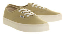 NEW VANS AUTHENTIC VINTAGE PALE KHAKI MARSHMALLOW MARS SHOES MENS 7 WOMENS 8.5