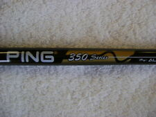 """PING 350 SERIES A-FLEX IRON GRAPHITE SHAFT PULLOUT 35 5/8"""" LENGTH 355 TIP"""