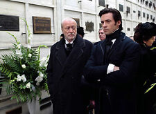 PHOTO LE PRESTIGE -  HUGH JACKMAN &  MICHAEL CAINE - 11X15 CM  # 4
