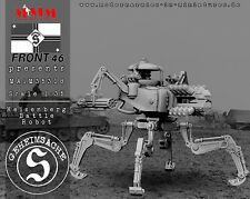 1/35 Scale resin model kit A.P.J Heisenberg - Panzerjager - Front46 Sci-fi