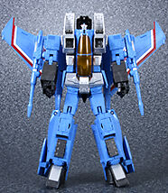Takara Tomy Transformers Masterpiece Mp-11T Thundercracker (USA Import) + Coin