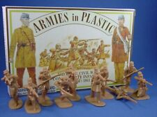 Armies in Plastic ACW Confederate Infantry Butternut #5461