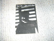 THE CURE CARTE POSTALE UK LET'S GO TO BED (2)