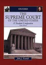 The Supreme Court of the United States: A Student Companion (Oxford Student Comp