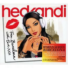 HED KANDI = world series Barcelona = Chus/Vincenzo/Penn...=2CD= groovesDELUXE!