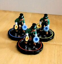 HERO CLIX - DC  HYPERTIME  - MAD HATTER - FIGURE  SET   R,E,V - WITHOUT CARD