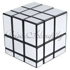 Magic Cube Mirror Game puzzle Ultra-Smooth Twist Rubic's Rubix Rubik toy 3x3x3