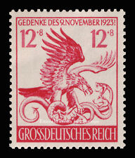 EBS Germany 1944 21st Anniversary of Munich Beer Hall Putsch MNH MiNr. 906**