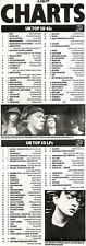 NEWSPAPER CLIPPING/ADVERT 14/5/94PGN07 NME CHARTS PAGE : STILTSKIN WERE NO.1