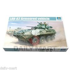 Trumpeter 1/35 01521 LAV-A2 8x8 Light Armored Vehicle Model Kit