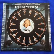 THE BOY FRIEND. LP  RECORD - SIGNED BY KEN RUSSELL & SIR PETER MAXWELL DAVIES